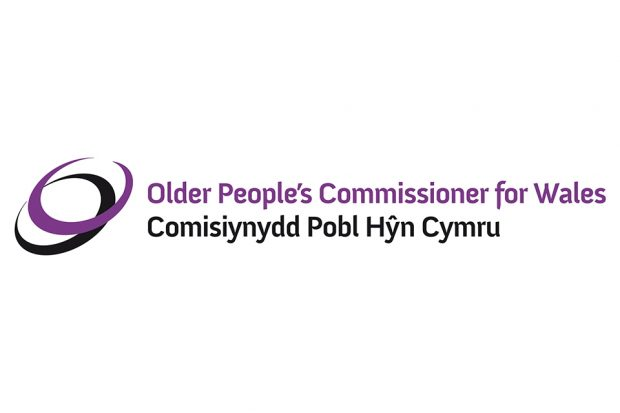 Older People's Commissioner for Wales logo